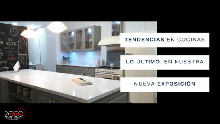 Tendencias en cocina: Lo último, en nuestra nueva exposición